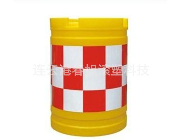 滚塑防撞桶