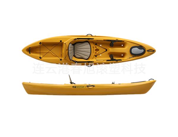 滚塑皮划艇