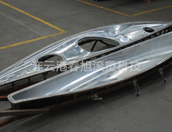 皮划艇模具