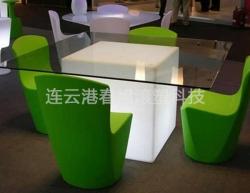 河南滚塑创意桌椅
