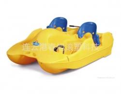 福建滚塑脚踏船