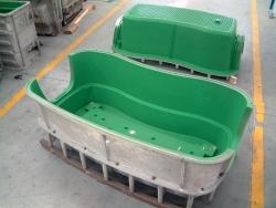 河南浴缸模具