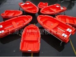 河南滚塑渔船