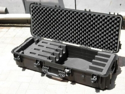 福建滚塑武器箱